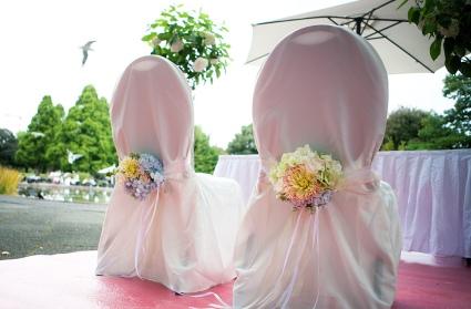 Brautstühle